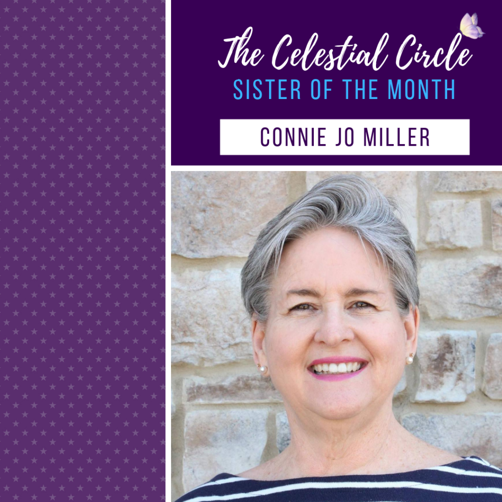 Meet Connie Jo Miller of Enigma Bookkeeping Solutions - April's Sister of The Month in The Celestial Circle