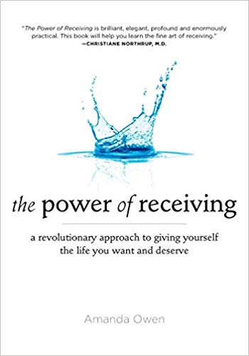 The Power of Receiving by Amanda Owens