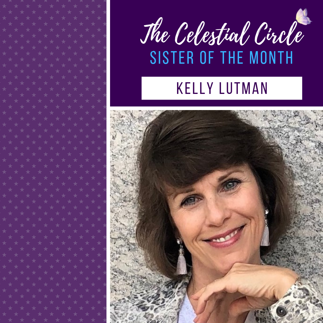 Meet Kelly Lutman, The Celestial Circle Sister of the Month