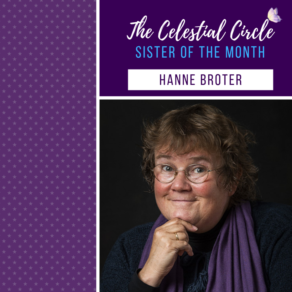 Meet Hanne Broter, Sister of the Month for The Celestial Circle