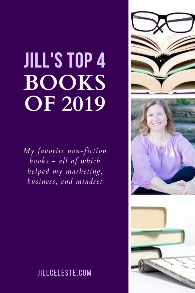 Jill's Top 4 Books of 2019 by Jill Celeste