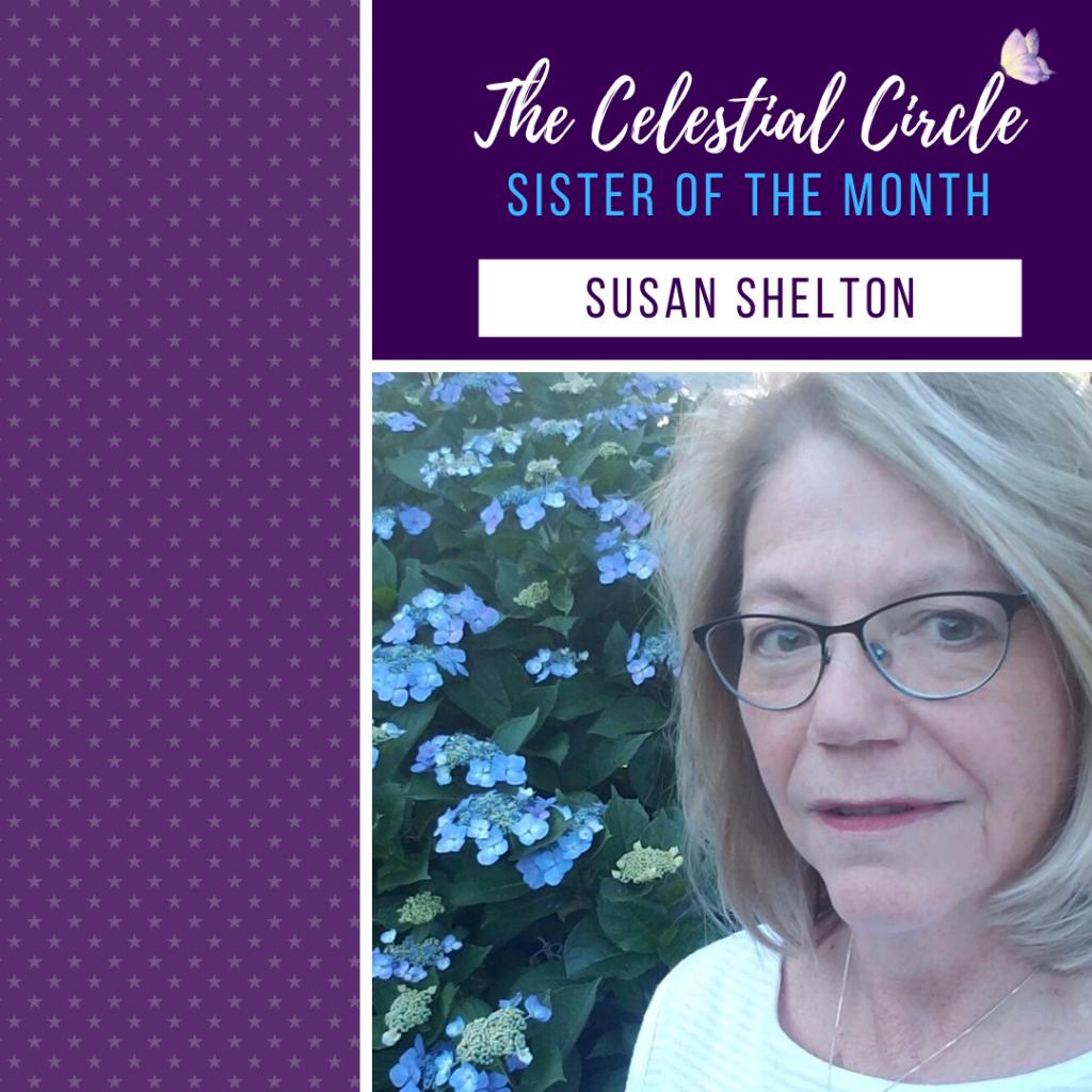 Meet Susan Shelton