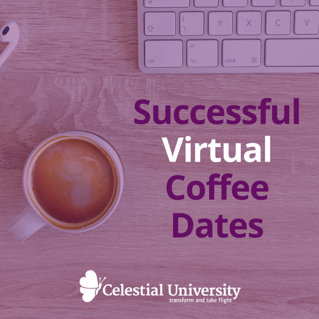 Successful Virtual Coffee Dates