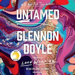 Jill Celeste's book review of Untamed by Glennon Doyle