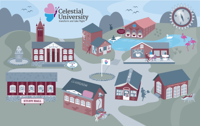 Celestial University Virtual Campus