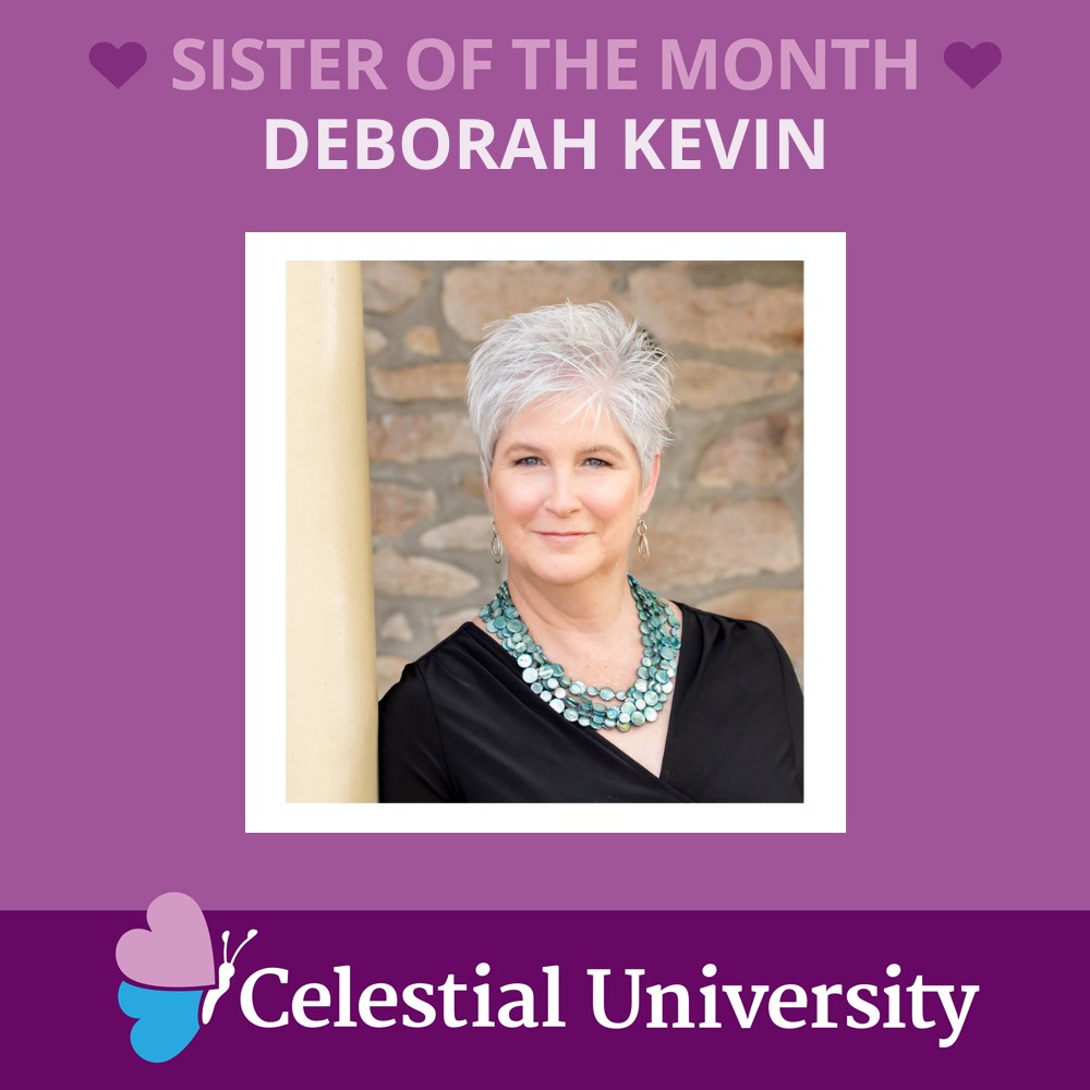 Deborah Kevin: Celestial University Sister of the Month