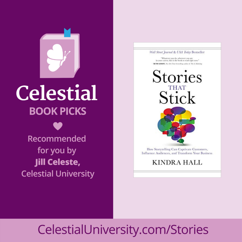 Book Review: Stories That Stick by Kindra Hall