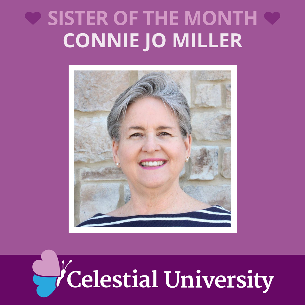 Connie Jo Miller: Sister of the Month