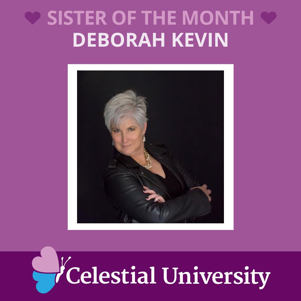 Sister of the Month: Deborah Kevin