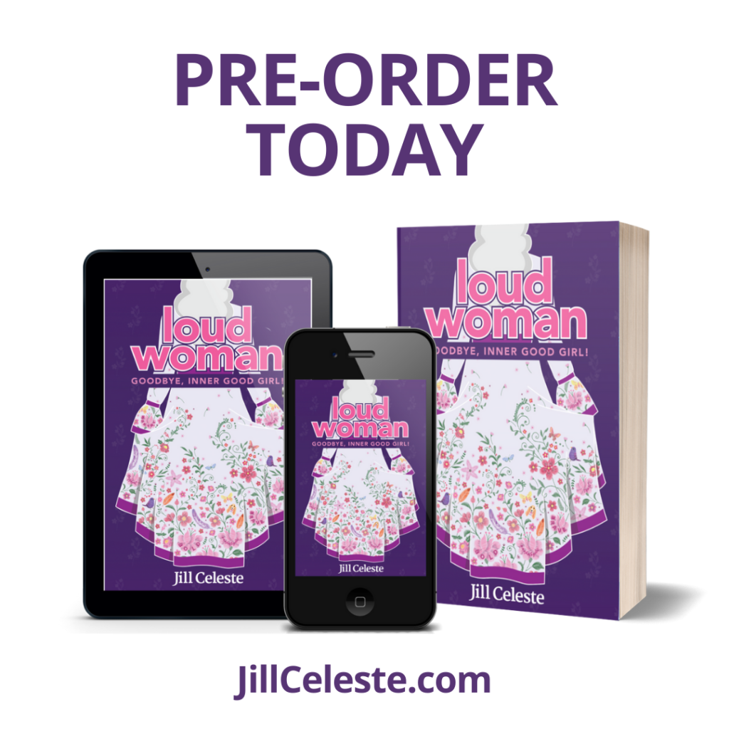 Pre-order LOUD WOMAN today!